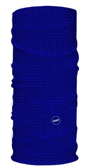 HAD Extra Long sjaal blauw